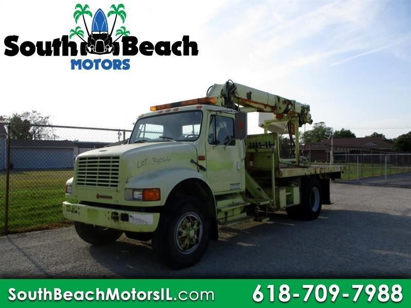 1991 International 4900 cab chassis