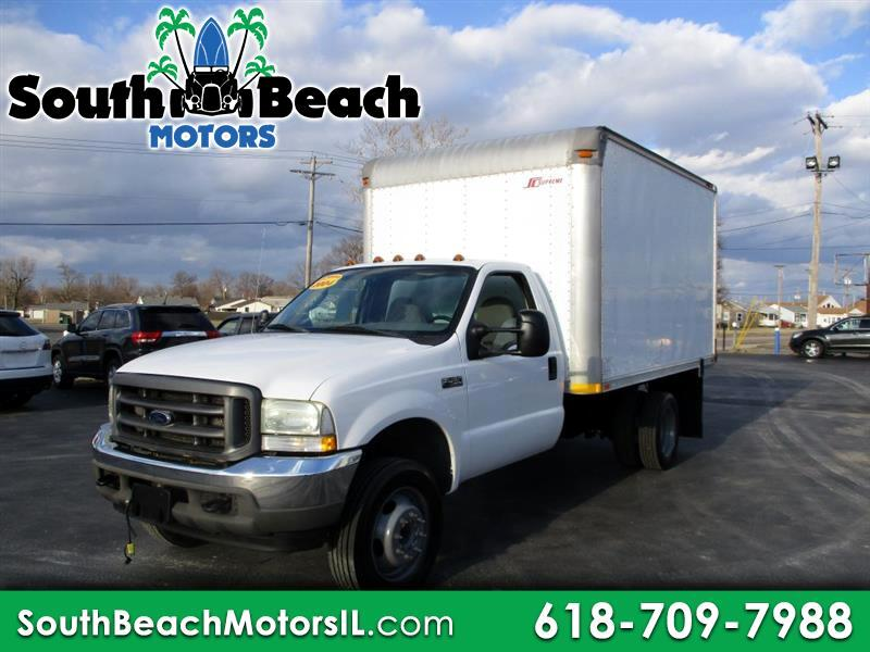 Ford F-450 SD  2004