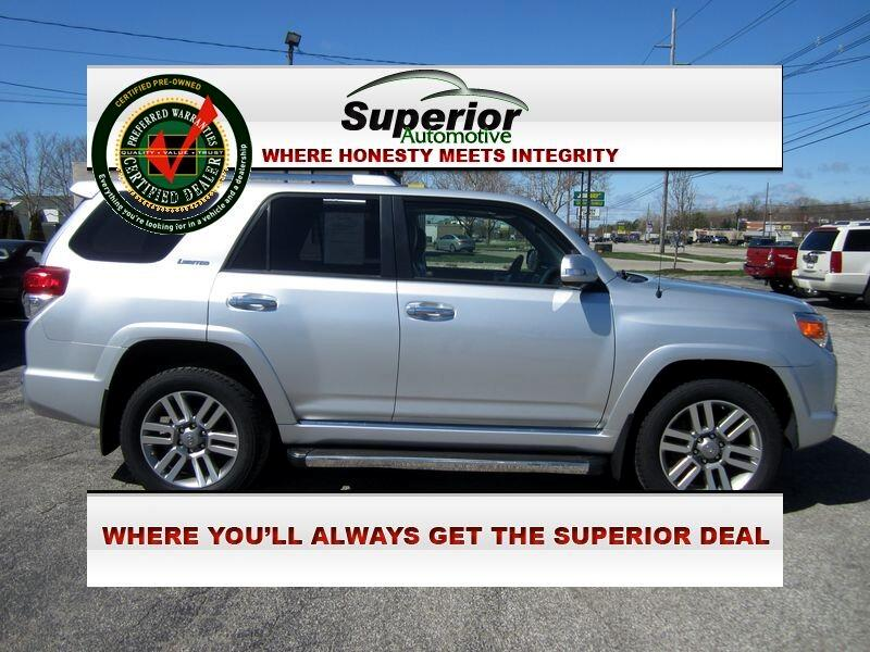 2013 Toyota 4Runner Limited V6 4WD