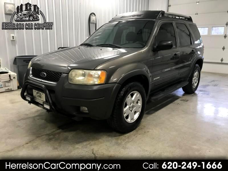 2002 Ford Escape XLT Premium 4WD