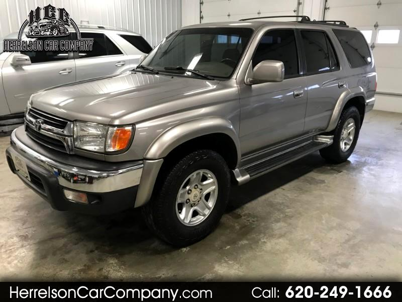 2002 Toyota 4Runner 4dr Auto 4WD SR5 3.4L