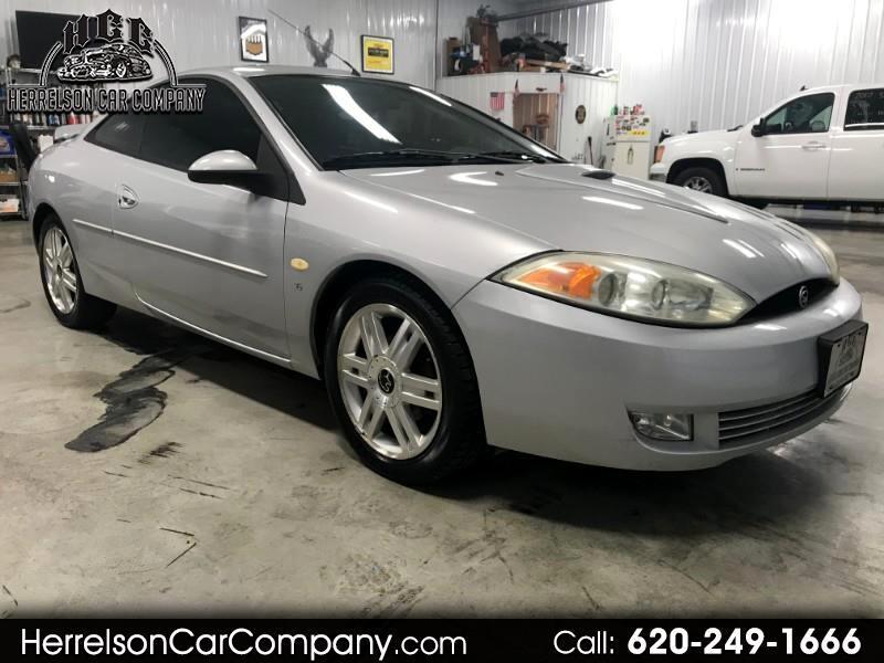 2002 Mercury Cougar V6