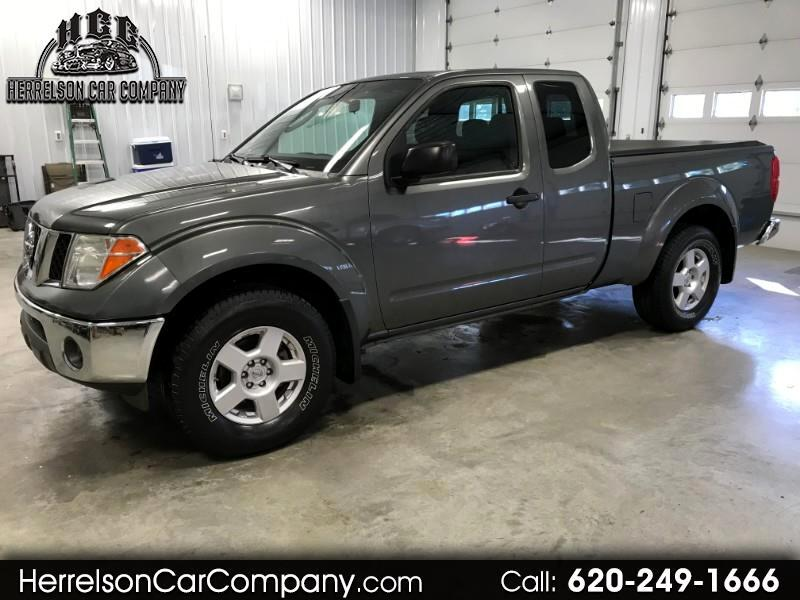 2007 Nissan Frontier SE King Cab 4WD