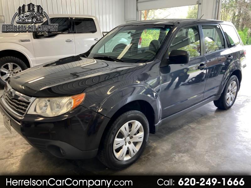 Subaru Forester 2.5X 2009
