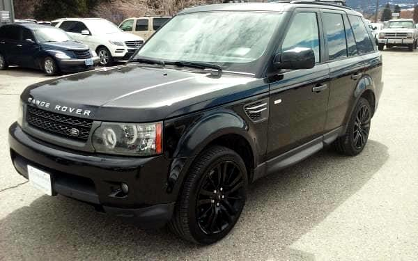 used 2011 land rover range rover sport hse for sale in livingston mt 59047 yellowstone imports. Black Bedroom Furniture Sets. Home Design Ideas