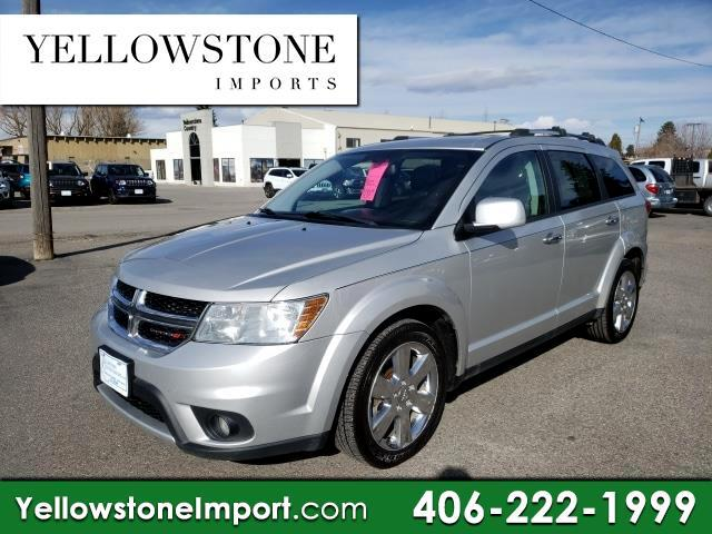 Dodge Journey R/T AWD 2013
