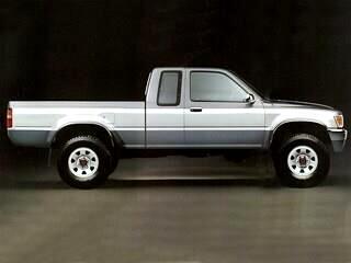 1992 Toyota Pickup SR5 V6 Xtracab 4WD