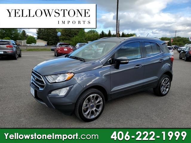 Ford EcoSport Titanium AWD 2019