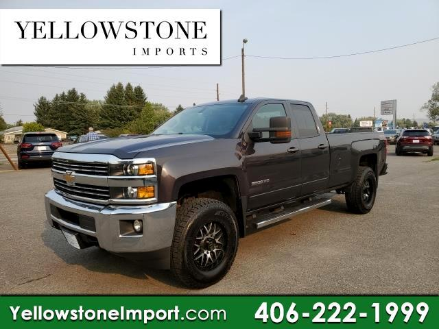 Chevrolet Silverado 3500HD Work Truck Double Cab Long Box 4WD 2015