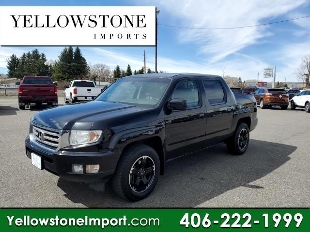 Honda Ridgeline RTL w/ Leather 2012