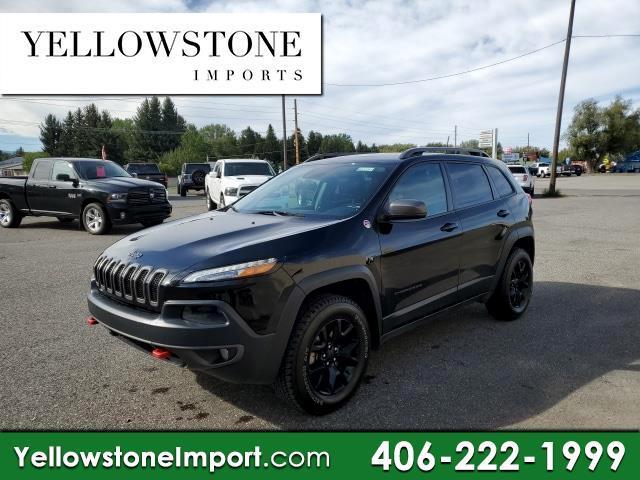 Jeep Cherokee Trailhawk 4WD 2018