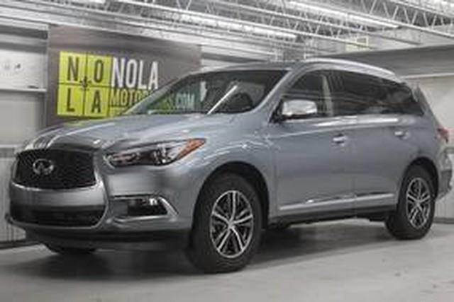 2017 Infiniti QX60 Base AWD