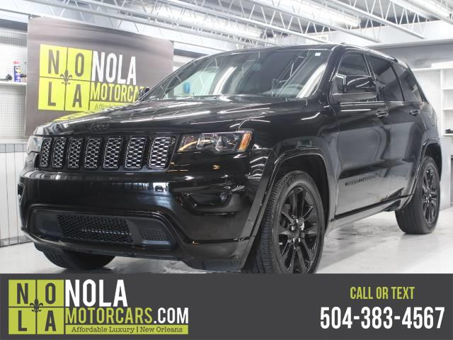 2018 Jeep Grand Cherokee Laredo 2WD