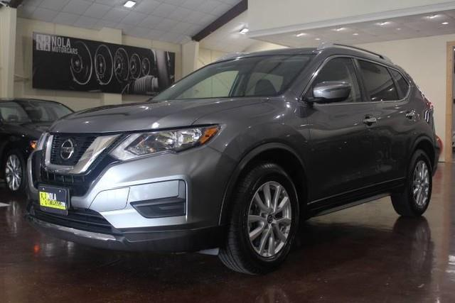 Nissan Rogue SV 2WD 2018