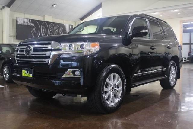 Toyota Land Cruiser 4WD 2018
