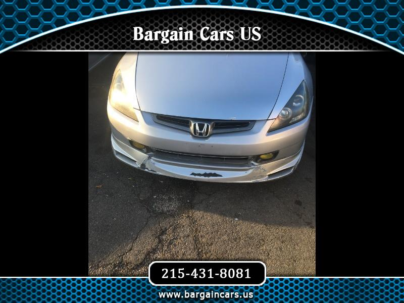 Honda Accord EX V6 Sedan AT with Nav System 2003