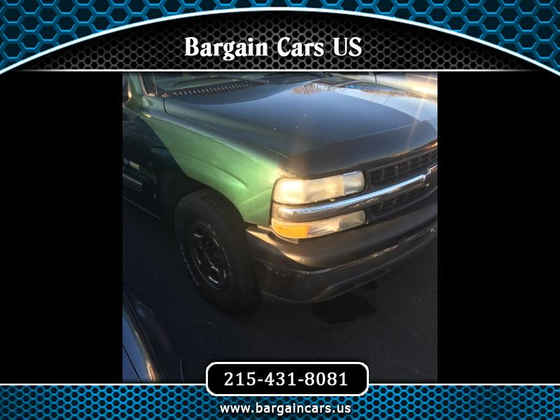 Chevrolet Silverado 1500 Ext. Cab Long Bed 2WD 2001