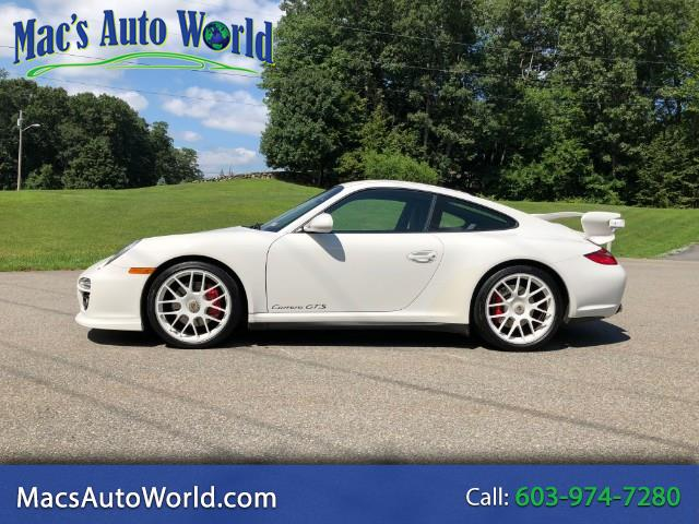 2011 Porsche 911 Carrera GTS Coupe