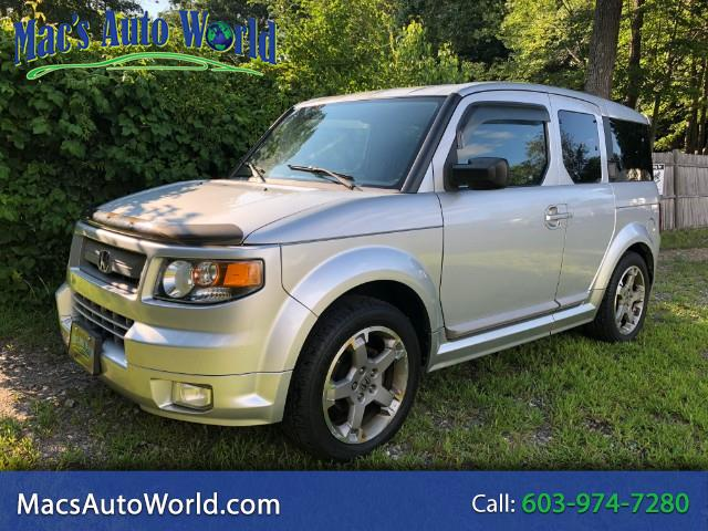 2008 Honda Element SC 2WD MT