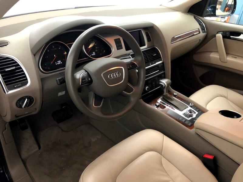 2013 Audi Q7 quattro 4dr 3.0L TDI Premium Plus