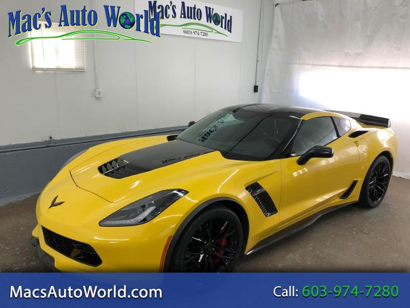 2017 Chevrolet Corvette 2LZ Z06 Coupe