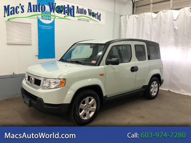 Honda Element EX 4WD AT 2011