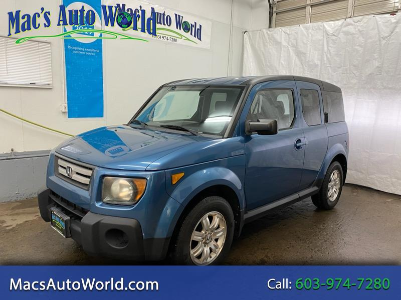 Honda Element EX 4WD AT 2007