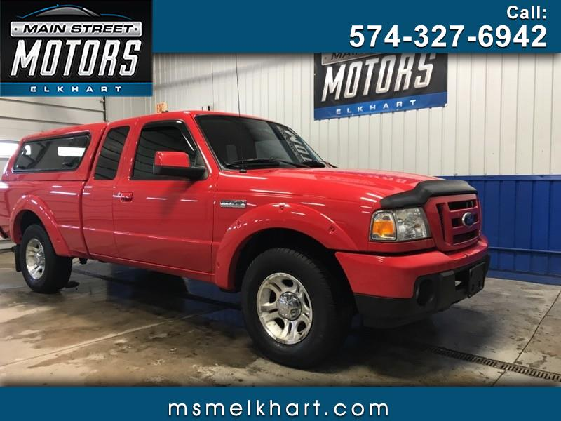 2010 Ford Ranger XLT SuperCab 4-Door 2WD