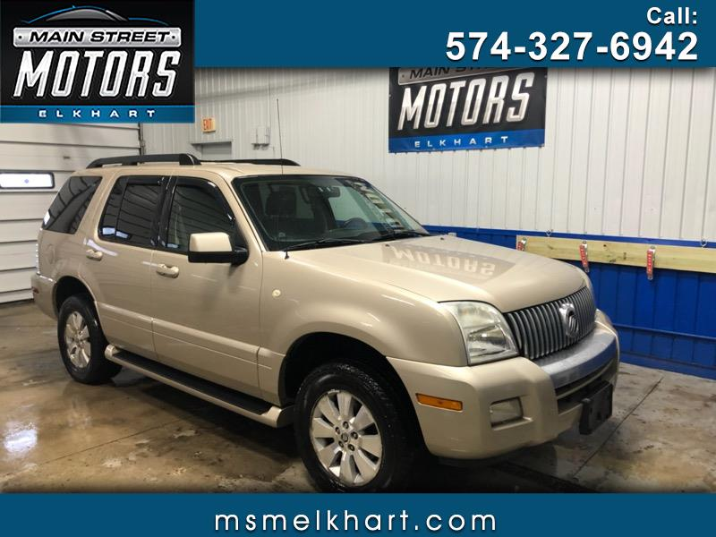 2006 Mercury Mountaineer Luxury 4.0L AWD