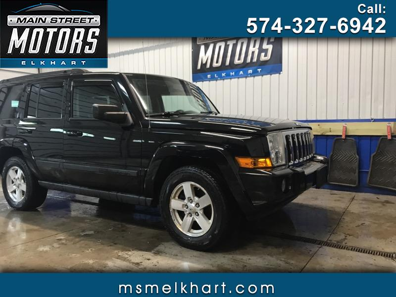 2008 Jeep Commander 4dr 4WD