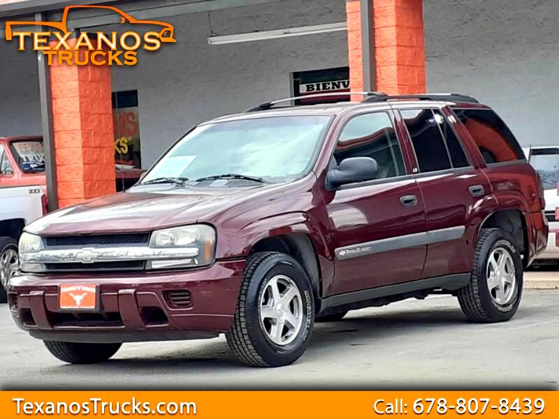 Chevrolet TrailBlazer LS 2WD 2004