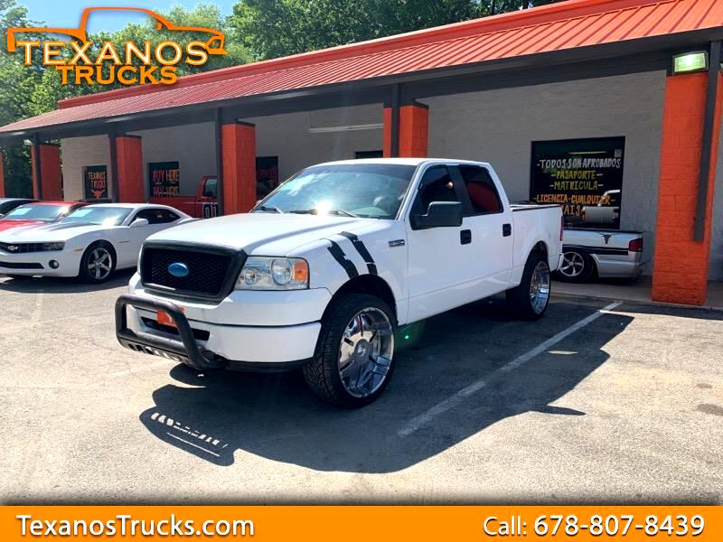 Ford F-150 Base 2WD 2008