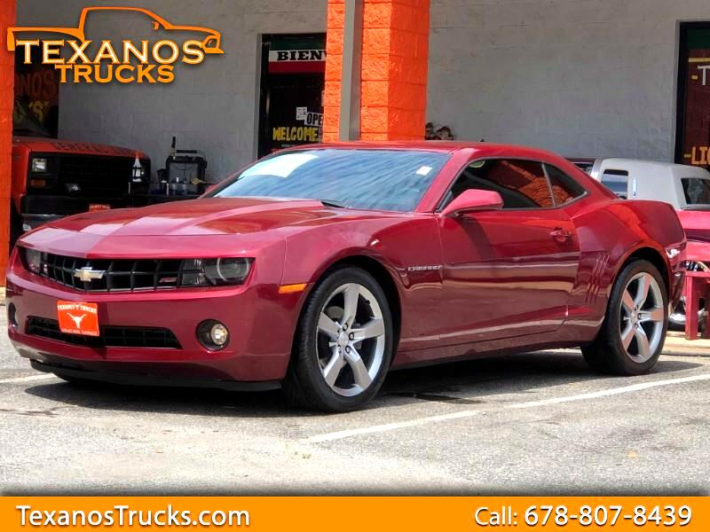 Chevrolet Camaro LT1 Coupe 2010