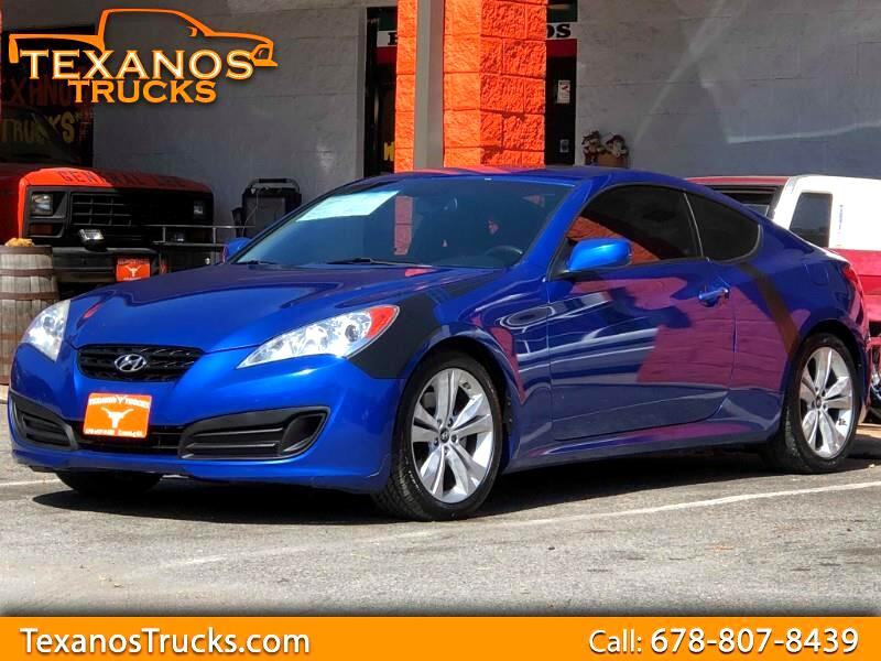 2010 Hyundai Genesis Coupe 2.0T Track Manual
