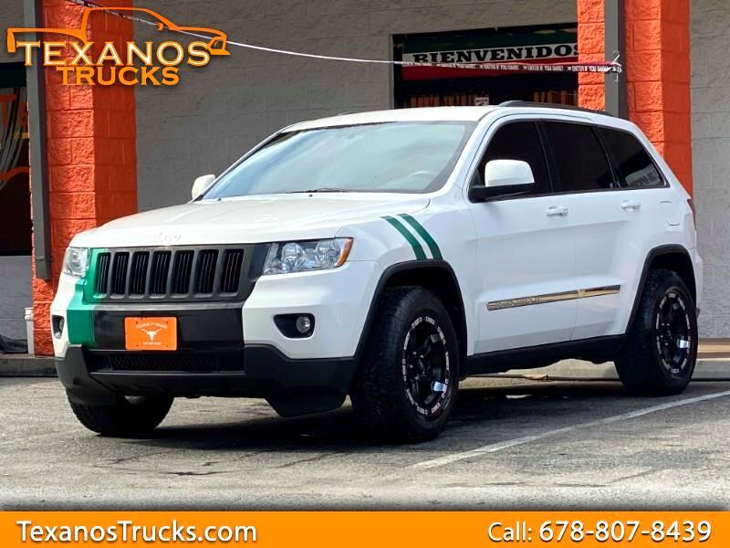 Jeep Grand Cherokee Laredo 2WD 2012