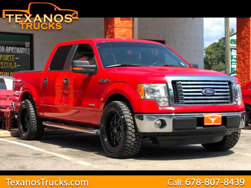 Ford F-150 SuperCrew  2011