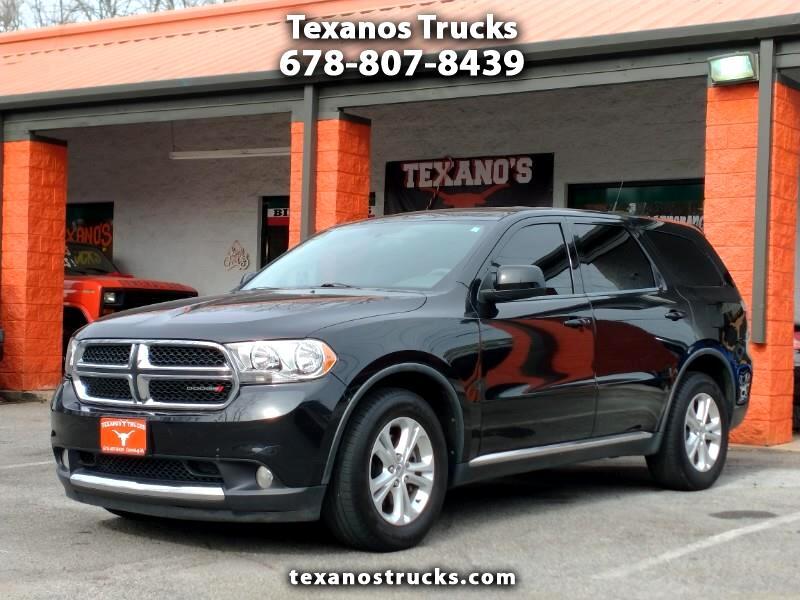 Dodge Durango SXT RWD 2012