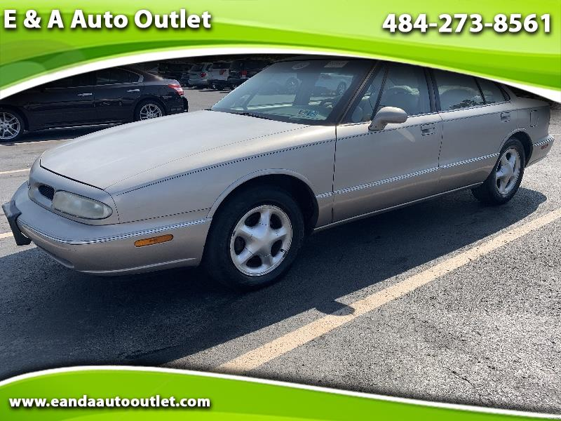 Oldsmobile Eighty Eight Base 1997