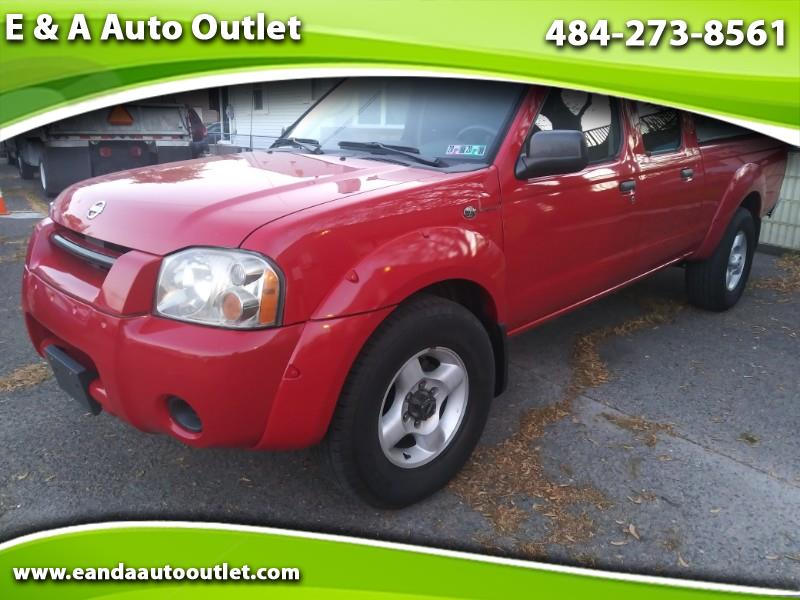 Nissan Frontier SC-V6 Crew Cab Long Bed 4WD 2002