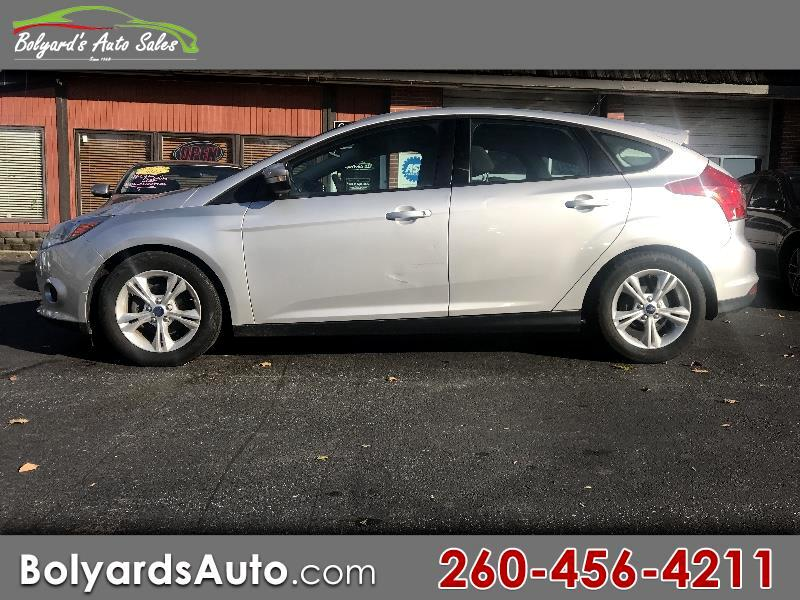 2014 Ford Focus 4dr Sdn LX Base