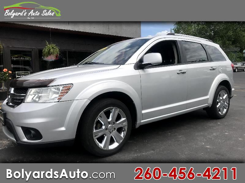 Dodge Journey AWD 4dr R/T 2011