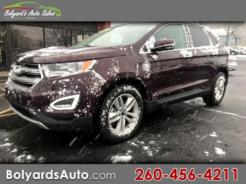 Ford Edge 4dr SEL FWD 2018