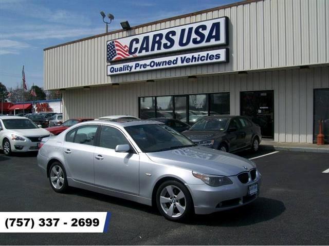 BMW 5-Series 530xi 2007