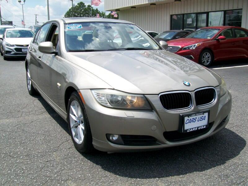 BMW 3-Series 328xi 2010