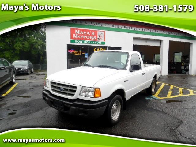 2002 Ford Ranger XL Short Bed 2WD - 314A