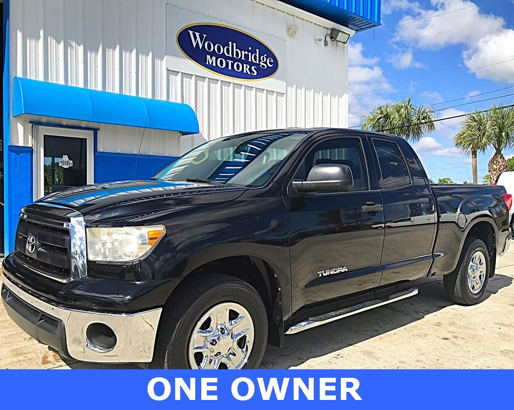 2010 Toyota Tundra 2WD Truck Double Cab