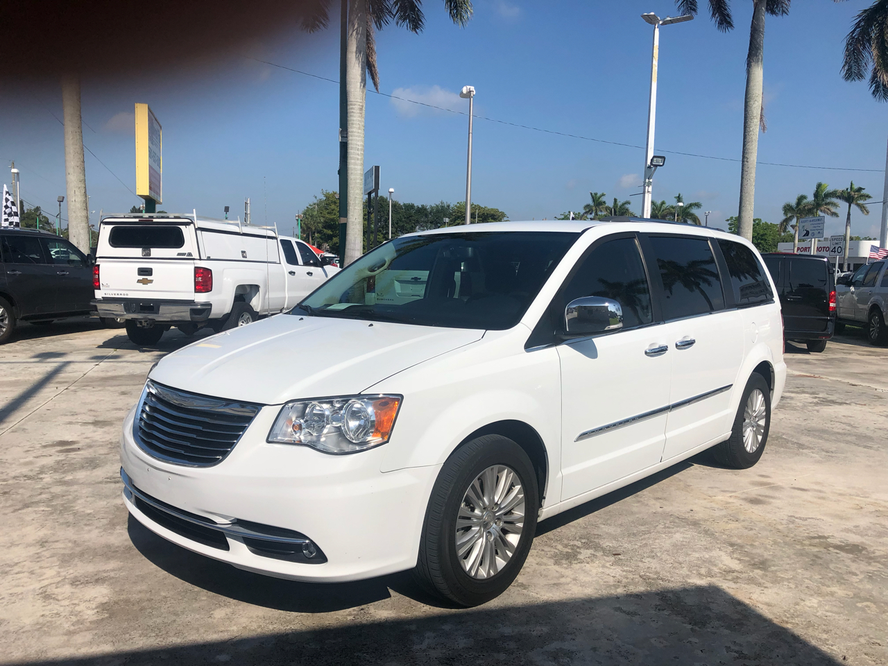 2015 Chrysler Town & Country 4dr Wgn Limited