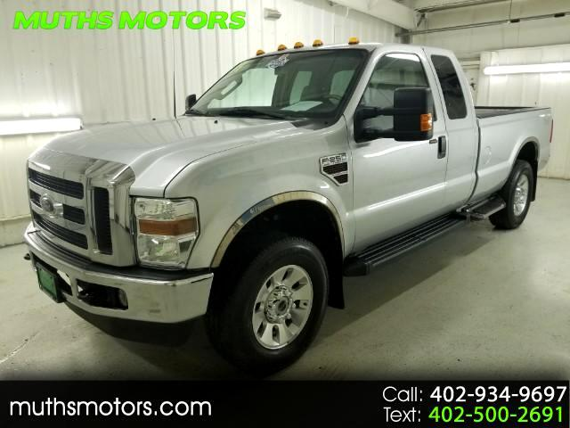 2008 Ford F-250 SD Lariat SuperCab Long Bed 4WD  ***POWERSTROKE/LOW M