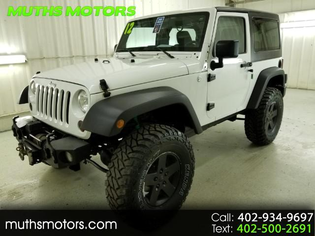 2012 Jeep Wrangler Sport 4WD  ***LIFT KIT NEW TIRES***