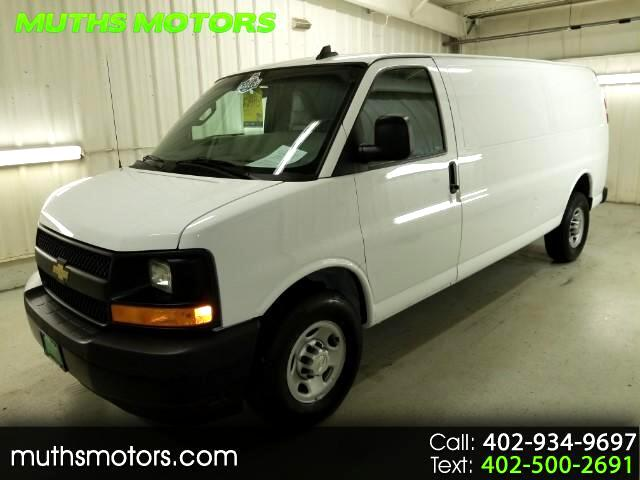 2017 Chevrolet Express 2500 Cargo Extended ***ONE OWNER-LOW MILES!!***